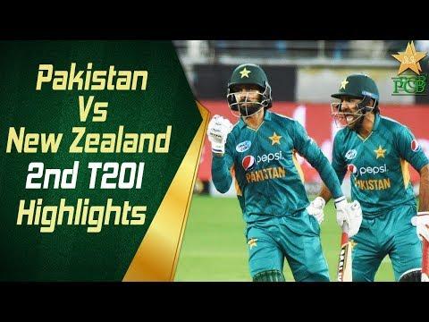 Xxx Mp4 Pakistan Vs New Zealand 2018 2nd T20I Highlights 2 November 2018 PCB 3gp Sex