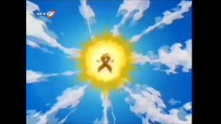 Pierwsza transformacja Songo /Son Goku/ SSJ3 (Goku SSJ3 first transformation PL)