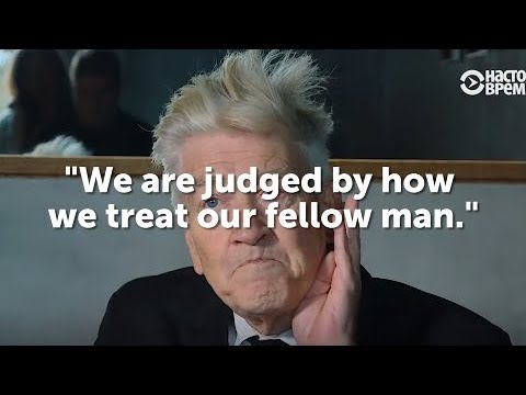 Xxx Mp4 David Lynch On Harvey Weinstein Sexual Harassment Scandals And The Golden Rule 3gp Sex