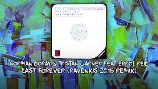 Norman Doray & Tristan Garner feat. Errol Reid - Last Forever (RavenKis 2015 Remix)