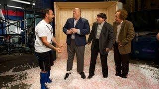 Santino Marella teaches The Cobra to Raw guest stars 'The
