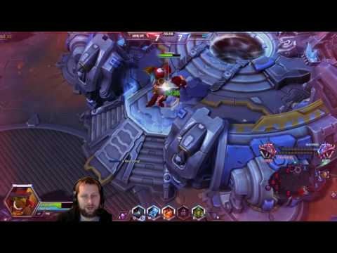 Heroes of the Storm - Friday Night HotS