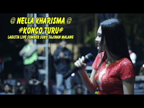 Download Nella kharisma - Konco Turu Lagista Live Tajinan Malang Terbaru 2018 free
