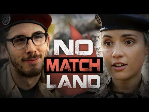 No Match Land avec Natoo Kemar Gaël Mectoob Aude Gogny Goubert