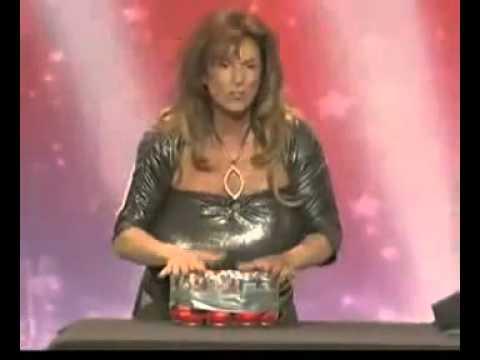 Mujer rompe tablas con las tetas America s Got Talent breast lady