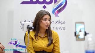 صدي البلد /  هايدى موسى تكشف عن كواليس أغنيتها الخليجية