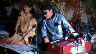 aap jinke kareeb hote hain beautiful ghazal by Kiran Jyoti (John Musical Group)