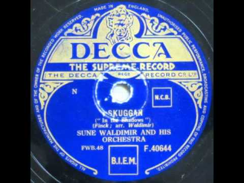 I skuggan In the shadows - Sune Waldimir and his Orchestra 1953