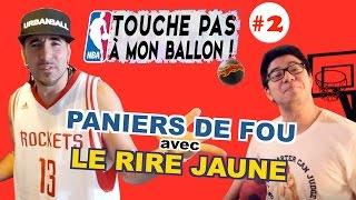 PANIERS DE FOLIE avec LE RIRE JAUNE/ TPMB#2/@seanfreestyle