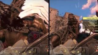 fallout 4 shredder minigun mod what affects its damage