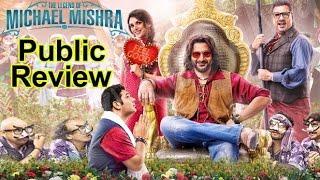 The Legend Of Michael Mishra Public Review | Arshad Warsi, Boman Irani & Aditi Rao Hydari