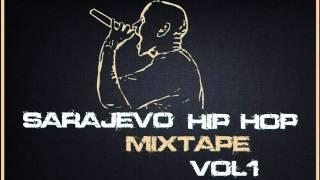 8smicari putem pakla.(Sarajevo-hip hop MIXTAPE)2012
