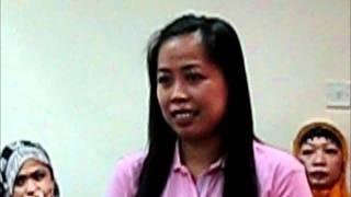 Filipina Converts to Islam, amazing