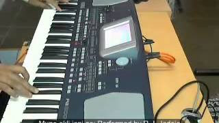 Mune ekli jani ne Instrumental on Korg PA500 by R I Jadeja