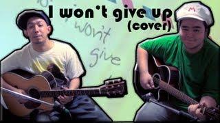 I won't give up - Jason Mraz (cover)