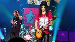 Slash Feat Myles Kennedy & Conspirators  Serve You Right Tulsa Ok 9-21-18