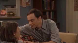 The Big Bang Theory - Shamy Bloopers (Mayim and Jim)