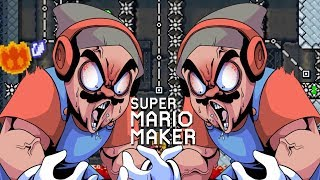 THIS LEVEL IS TOO CLEVER AND I HATE THAT LOL! [SUPER MARIO MAKER] [#163]