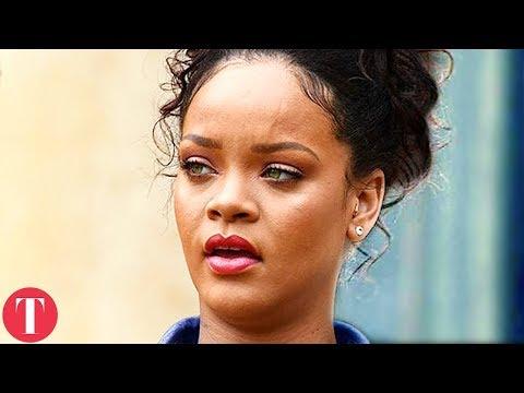 There s Something Strange Happening with Rihanna