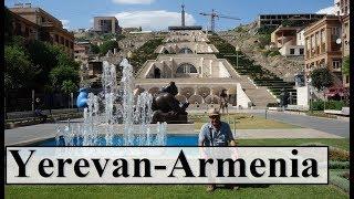 Armenia/Yerevan (Cascade Complex/Cafesjian Center) Part 13