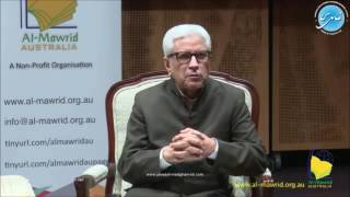 Why did Allah created this world? Why is He testing Humans ? | Javed Ahmad Ghamidi