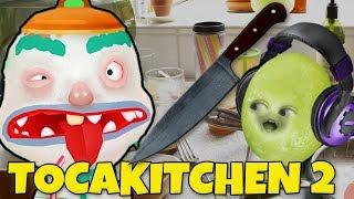 Toca Kitchen 2 🍇🔪🍖😛 [Gaming Grape]