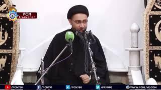 [Majlis] 9th Muharram 1439/2017 - Maulana Syed Shehanshah Hussain Naqvi
