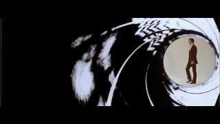 Timothy Dalton In The Spy Who Loved Me Gunbarrel