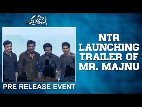 Xxx Mp4 Jr Ntr Launching Trailer Of Mr Majnu Akhil Akkineni Nidhi Agarwal 3gp Sex
