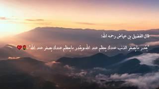 تلاوة رمضانيه خاشعه للقارئ علي القرني⭐️🌷