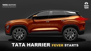 Tata Harrier Fever Starts | The SUV Booked For Rs 50,000 ? | Tata Explains The Situation