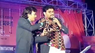 Babul Supriyo Live Performance at Asansol