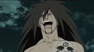 Madara's epic laugh