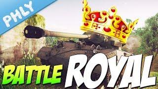 BATTLE ROYAL - So Much RP (War Thunder Tanks Gameplay)