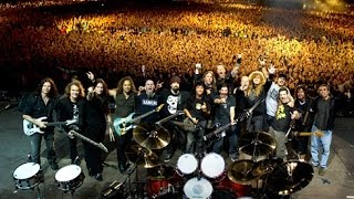 The Big 4 Festival - Anthrax, Megadeth, Slayer, Metallica @ Indio, California 2011
