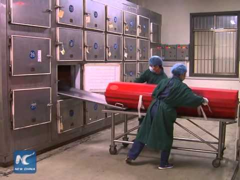 A mortician s life in China