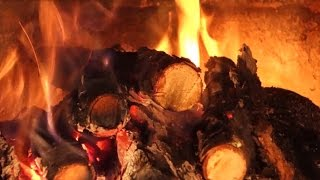 ✰ 10 HOURS ✰ Best FIRE in Fireplace ✰ longest FullHD 1080p Fireplace video