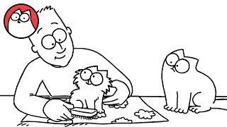 Pawtrait - Simon's Cat