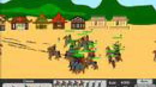 Samurai Defense Gameplay