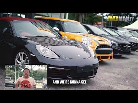 Poor guy tries to buy a Porsche Maxmantv