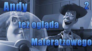 PLYTP: Andy też ogląda Materatzowego cz.2