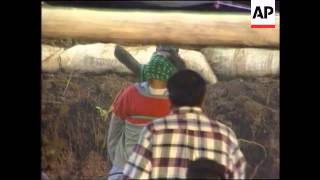 Guatemala - Two men executed for rape and murder - 1996