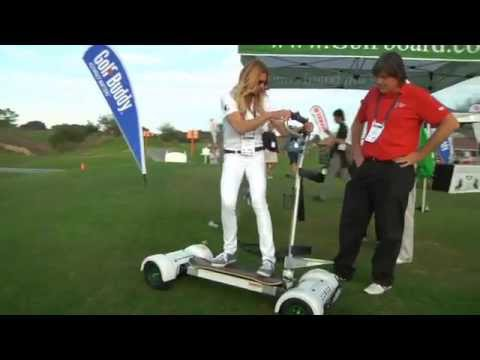 The Golfboard - a fun way to play golf