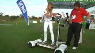The Golfboard - a fun way to play golf