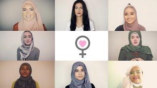 I AM A MUSLIM WOMAN   #canyouhearusnow