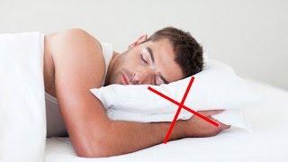 النوم على البطن    شاهد قبل أن تدمر نفسك