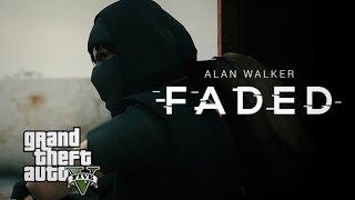 Faded - Alan Walker | GTA V Music Video