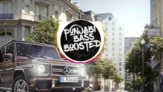 Nose Pin [BASS BOOSTED] | Jass Bajwa | Deep Jandu | Latest Punjabi Songs 2016