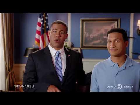 Key & Peele - High On Potenuse