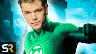 10 Famous Actors In Line To Play The Green Lantern In The Justice League Movie